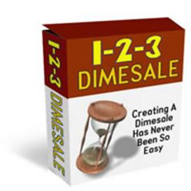123 dimesale with master resale rights