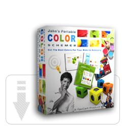 Handy Color Schemer With Master Resale Rights | Software | Design