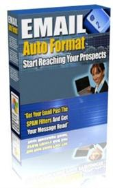 email auto format with mrr