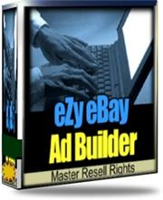 EZy eBay Ad Builder  With MRR | Software | Business | Other