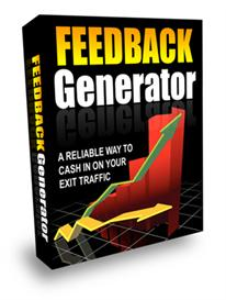 Feedback Generator With MRR | Software | Business | Other