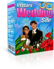 instant wedding site  with mrr
