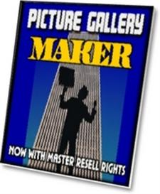 Picture Gallery Maker With MRR | Software | Design