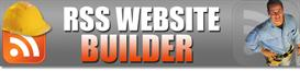 rss website builder with mrr