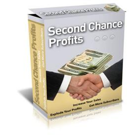 Second Chance Profits With MRR | Software | Utilities