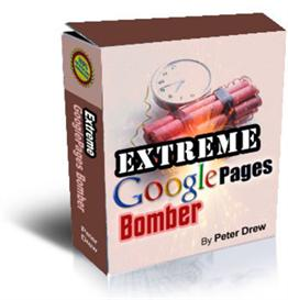 extreme googlepages bomber with mrr