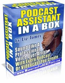Podcast Assistant In A Box With MRR | Software | Business | Other