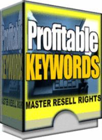 profitable keywords software with mrr
