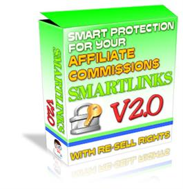 smartlinks v2.0 smart protectionfor your affiliatecommisions ! mrr inc