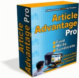article advantage pro with resale rights