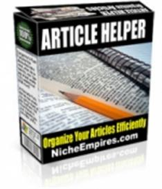 article helper software