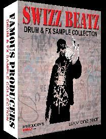 swizz beats producer sample pack