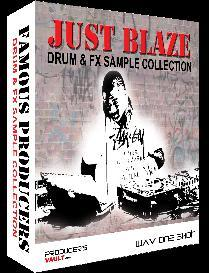 Just Blaze Producer Sample Pack | Software | Add-Ons and Plug-ins