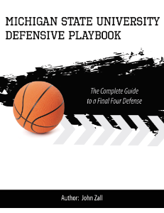 michigan state university defensive playbook