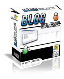 blog buzz  with resale rights