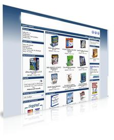 turnkey ebook store script with resale rights