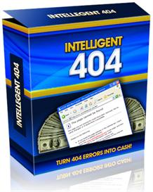intelligent 404 software with resale rights
