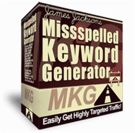 misspelled keyword generator with resale rights