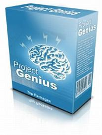 project management software: project genius with resale rights