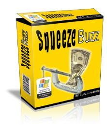 Squeeze Buzz With Resell Rights | Software | Internet