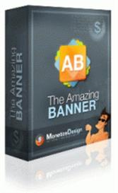 The Amazing Banner Creator | Software | Design Templates
