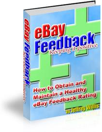 eBay Feedback With Resale Rights | eBooks | Business and Money