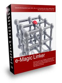 e-magic linker - converts keywords into affiliate links ! resale right