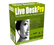 LIVE DESK PRO The Ultimate Customer Support System (MRR) | Software | Developer