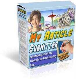 my article submitter with resale rights