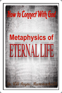 the metaphysics of eternal life