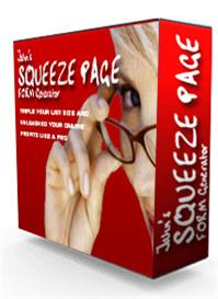 squeeze page softwares with resale rights