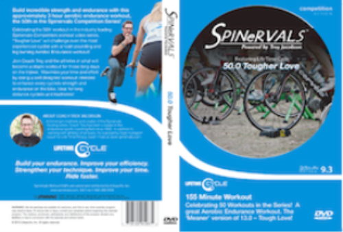 First Additional product image for - Spinervals Competition 50.0 - Tougher Love