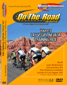 on the road 8.0 - red rock canyon loop training ride