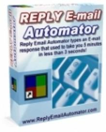 Reply E-mail Automator | Software | Business | Other