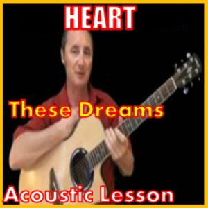 learn to play these dreams by heart