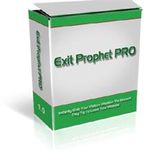 exit prophet pro with resale rights