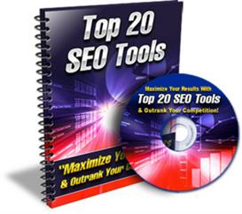 top 20 seo tools with (mrr)