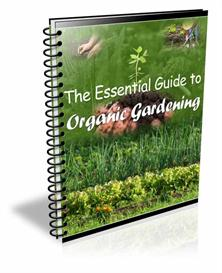 the essential guide to organic gardening with mrr