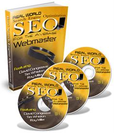 seo for the average webmaster with resale rights