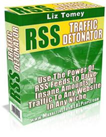 rss traffic detonator with resale rights