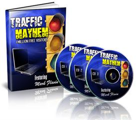 traffic mayhem with resale rights