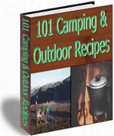 101 camping & outdoor recipes (mrr)