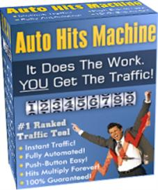 Auto Hits Machine With Resale Rights | Software | Internet