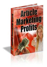 article marketing profits report (mrr)