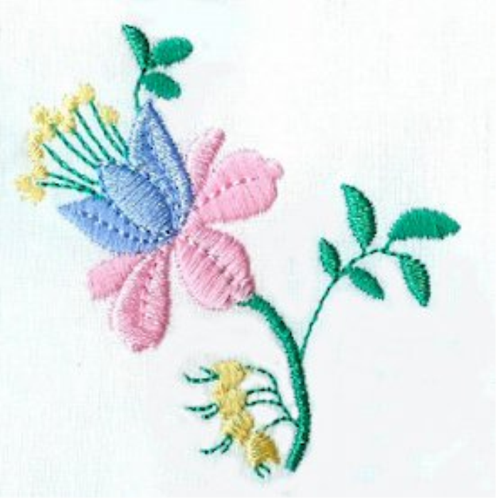 Second Additional product image for - Floral Embellishments II Collection PCS