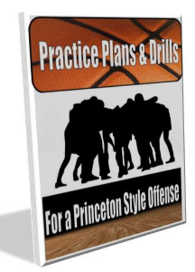 princeton style offense practice plans playbook