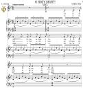 O Holy Night (Noël), Medium Voice in B-Flat Major (Mezzo/Alto). English Modern Version. A. Adam, J.S. Dwight. Digital score. A5 (landscape).Tablet Sheet Music Download. | eBooks | Sheet Music