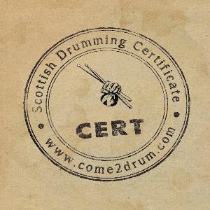 scottish drumming certificate level 4