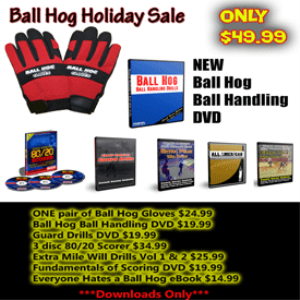 Ball Hog Glove (Size Medium) Holiday Sale + Downloads | Movies and Videos | Sports