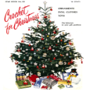 Crochet for Christmas | Star Book 83 | American Thread Company DIGITALLY RESTORED PDF | Crafting | Crochet | Christmas